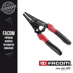 FACOM Drótvágó- és csupaszító fogó