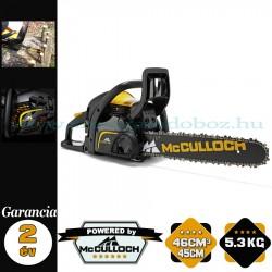 McCulloch CS 450 Elite Benzines láncfűrész