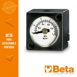 """Beta 1919RM-F Tartalék manométer az 1919F - 1/4"""", 3/8"""", 1/2"""" típusú levegőelőkészítőhöz"""