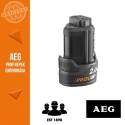 AEG 12V Li-Ion akkumulátor 2,0Ah