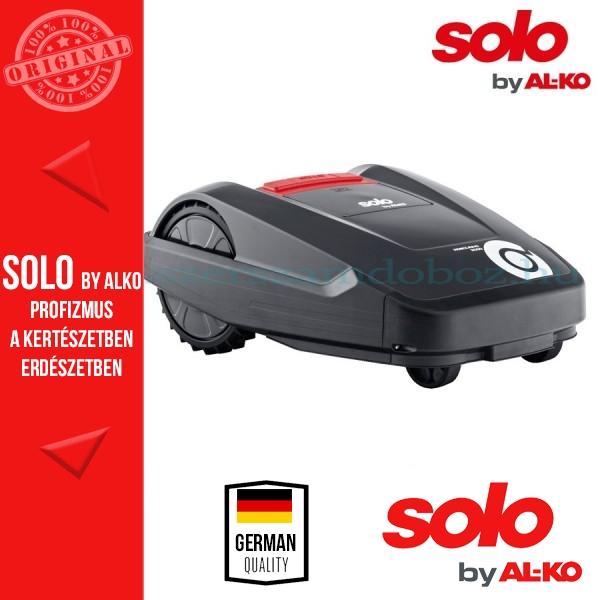 solo by AL-KO Robolinho 3000 Automata robotfűnyíró