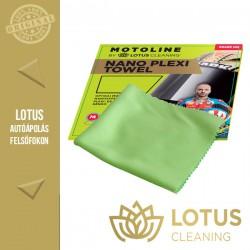 Lotus Motoline Extra finom lágyszövésű törlőkendő, 20 x 20cm