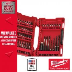 """Milwaukee """"SHOCKWAVE"""" 48db-os csavarbehajtó bitkészlet"""