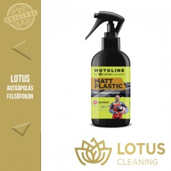 Lotus Motoline Műanyagápoló, 250ml