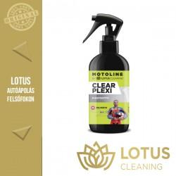 Lotus Motoline Plexi tisztító, 250ml