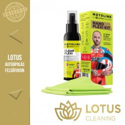 Lotus Motoline Plexi tisztító csomag