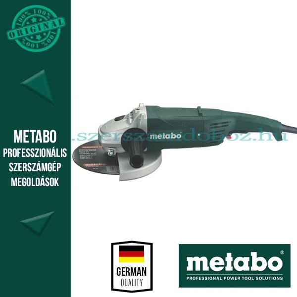Metabo WX 2000 - 230 Sarokcsiszoló