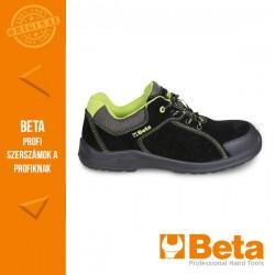 Beta 7224PEK perforált hasítottbőr cipő kopásálló erősítéssel az orr területén