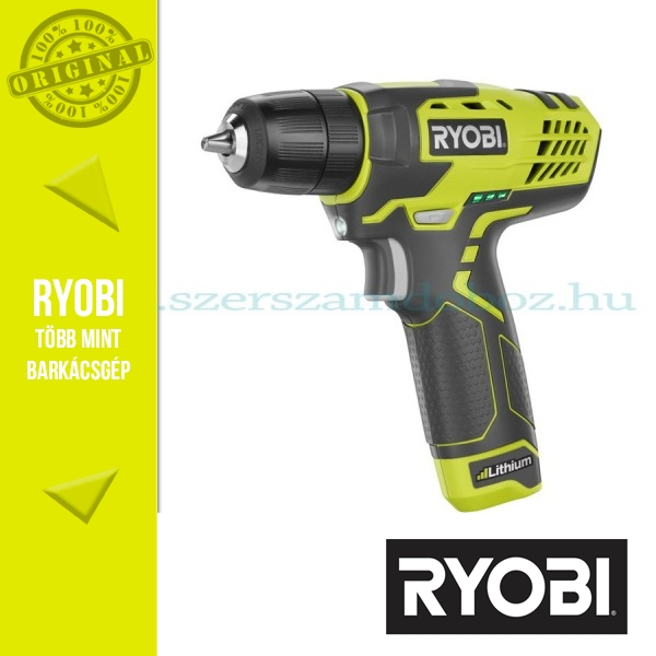 Ryobi R7SD-L13G Akkus csavarozó