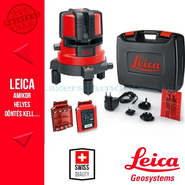 Leica Lino L4P1 Többirányú pont -és keresztlézer