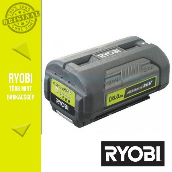 Ryobi BPL3650D Li-Ion akkumulátor 36V / 5,0Ah
