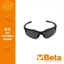 beta 7076BP Védőszemüveg sötét fényszűrő polikarbonát üveggel