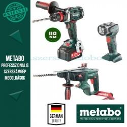Metabo 18V LTX Akkus csomag