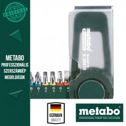 Metabo Promotion 9 részes bitkészlet