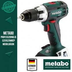 Metabo BS 18 LT Compact Akkus fúrócsavarbehajtó