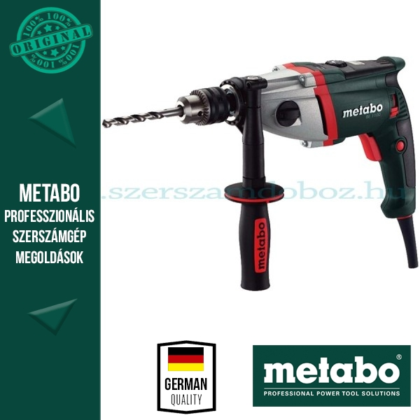 Metabo BE 1100 Fúrógép