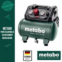 METABO BASIC 160-6 W OF Kompresszor