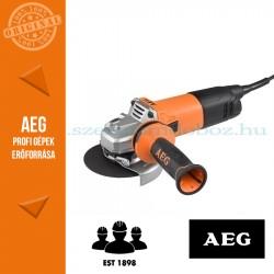 AEG WS 10-125 SK Sarokcsiszoló