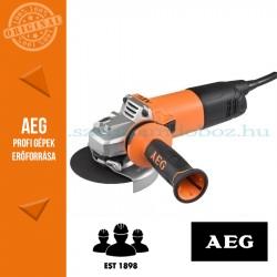 AEG WS 12-125 S Sarokcsiszoló
