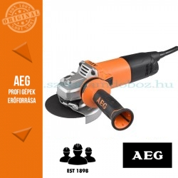 AEG WS 12-125 SK Sarokcsiszoló