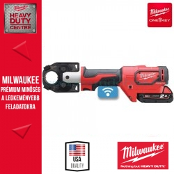 Milwaukee M18 HCCT-201C FORCELOGIC Hidraulikus krimpelő