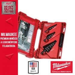 Milwaukee 3 db-os lépcsős fúrókészlet