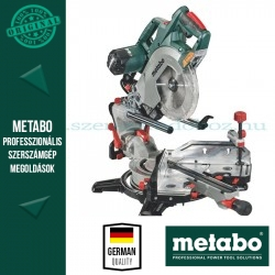 Metabo KGSV 72 Xact SYM Gérvágó -és szegélylécfűrész