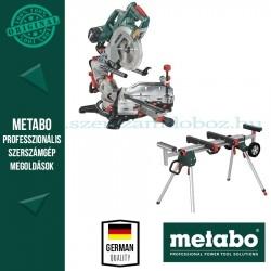 Metabo KGSV 72 Xact SYM Gérvágó -és szegélylécfűrész + KSU 251 Állvány