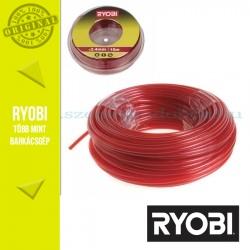 Ryobi RAC104 15m x 2,4mm piros damil