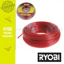 Ryobi RAC105 50m x 2,4mm piros damil