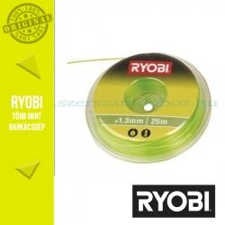 Ryobi RAC131 25m x 1,3mm univerzális zöld damil
