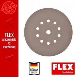 FLEX D225-10 SE-P80 VE25 Lyukas tépőzáras csiszolópapír, P80, 225mm