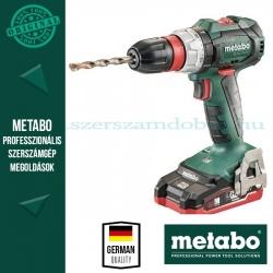 Metabo BS 18 LT BL Q Akkus fúró-csavarbehajtó