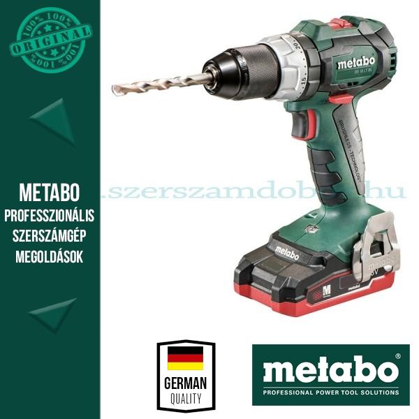 Metabo SB 18 LT BL Akkus ütvefúró-csavarbehajtó