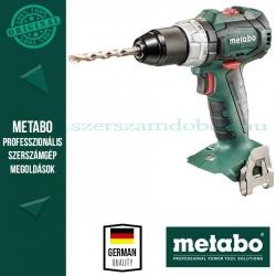 Metabo SB 18 LT BL Akkus ütvefúró-csavarbehajtó Alapgép