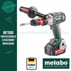 Metabo GB 18 LTX BL Q I Akkus menetfúró-csavarbehajtó