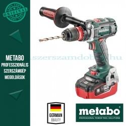 Metabo BS 18 LTX BL Q I Akkus fúró-csavarbehajtó