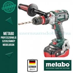 Metabo SB 18 LTX BL Q I Akkus ütvefúró-csavarbehajtó
