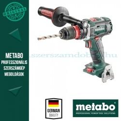 Metabo BS 18 LTX BL Q I Akkus fúró-csavarbehajtó Alapgép