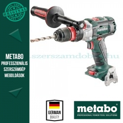 Metabo SB 18 LTX BL Q I Akkus ütvefúró-csavarbehajtó Alapgép