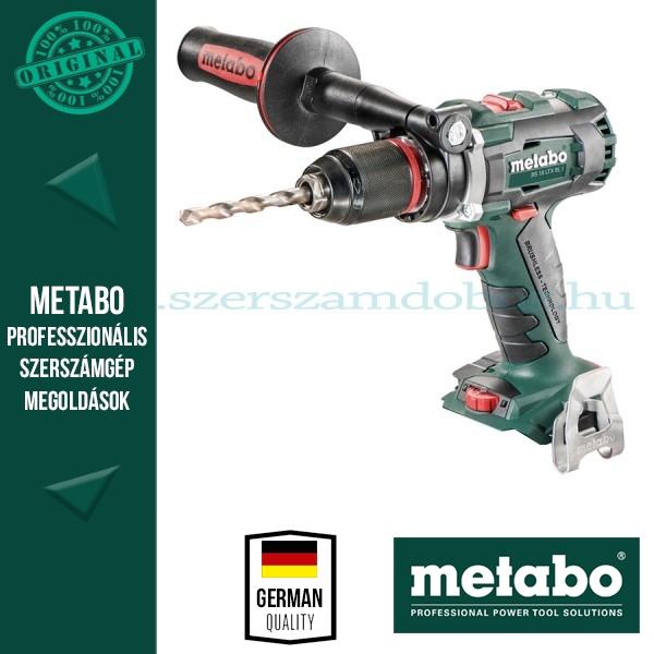Metabo BS 18 LTX BL I Akkus fúró-csavarbehajtó Alapgép