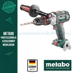 Metabo SB 18 LTX BL I Akkus ütvefúró-csavarbehajtó Alapgép