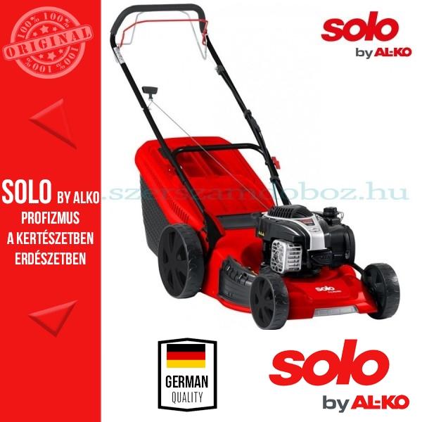 solo by AL-KO 5235 SP-B Benzinmotoros Önjáró fűnyíró