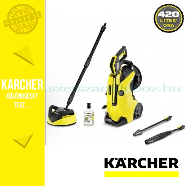 Karcher K 4 Premium Full Controll Home T350 Magasnyomású Mosó