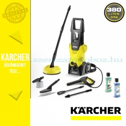 Karcher K 3 Car & Home T150 Magasnyomású Mosó