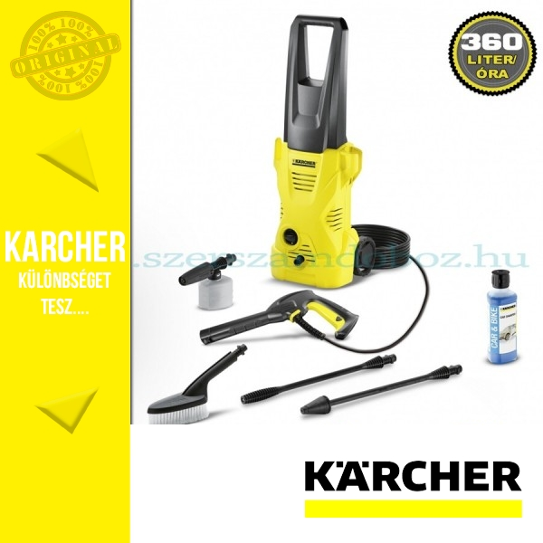 Karcher K 2 Car Magasnyomású Mosó
