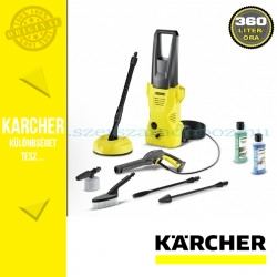 Karcher K 2 Car & Home T150 Magasnyomású Mosó