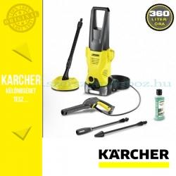 Karcher K 2 Premium Home Magasnyomású Mosó