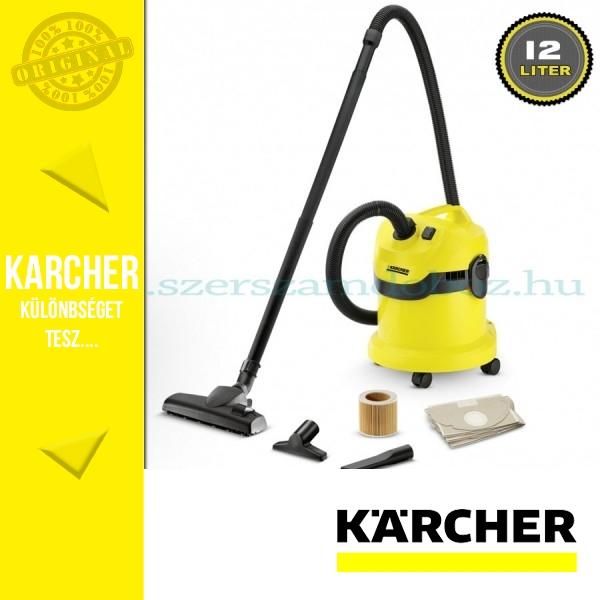 Karcher WD 2 Home Nedves-száraz porszívó