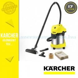 Karcher WD 3 Premium Home Nedves-száraz porszívó